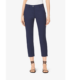 Samantha Stretch-Cotton Pants