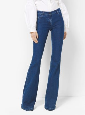 Flared Jeans by Michael Kors