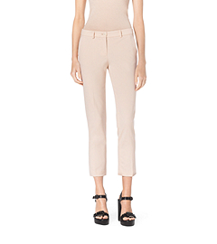 Stretch Wool-Gabardine Trousers