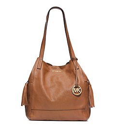 Ashbury Leather Extra Large Shoulder Bag