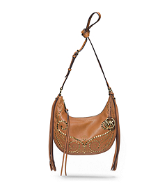 Rhea Studded Leather Small Shoulder Bag
