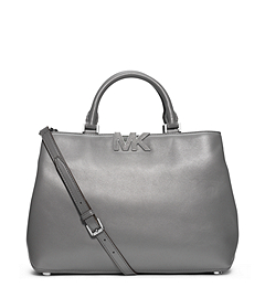 Florence Leather Large Satchel