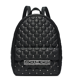Kim Studded Leather Medium Backpack