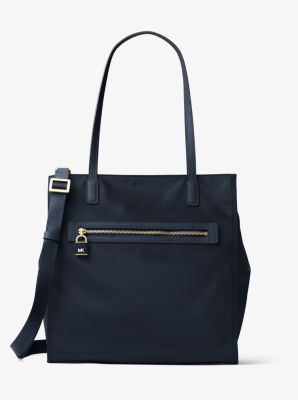 Janie Large Nylon Tote by Michael Kors