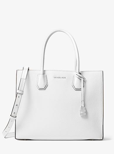 Tragetasche Mercer Large aus Leder by Michael Kors