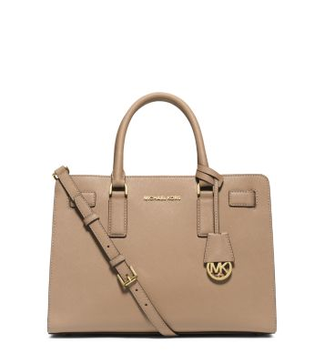 $194.88 MICHAEL Michael Kors  Dillon Saffiano Leather Satchel