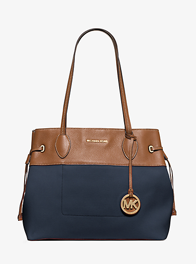Marina Large Canvas Tote  by Michael Kors