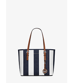 Jet Set Travel Small Saffiano Leather Tote  by Michael Kors
