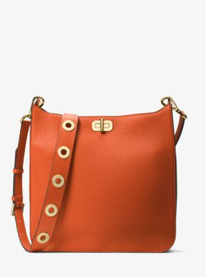 Sullivan Large Leather Messenger by Michael Kors