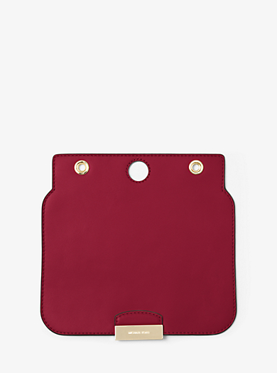 Sloan Select Mix and Match Medium Leather Flap by Michael Kors