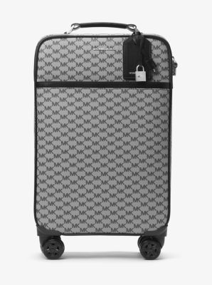 Large Heritage Logo Suitcase by Michael Kors