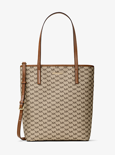 Emry Large Logo Tote by Michael Kors