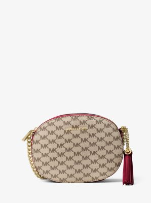 Ginny Medium Logo Crossbody