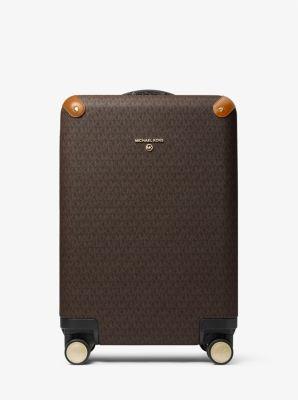 마이클 마이클 코어스 로고 수트가방 Michael Michael Kors Logo Suitcase,BRN/ACORN