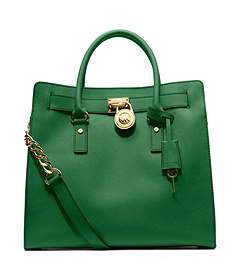 Hamilton Large Saffiano Leather Tote