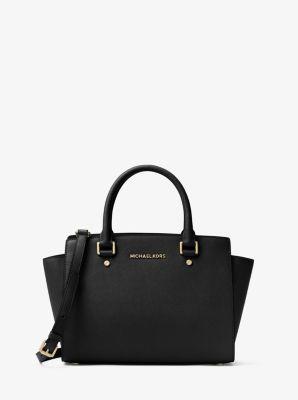 Bildresultat för selma saffiano leather medium satchel