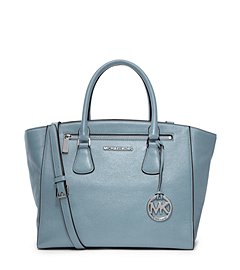 Sophie Large Leather Tote