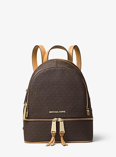 Rhea Small Backpack by Michael Kors