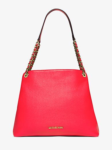 Jet Set Chain Large Shoulder Bag by Michael Kors