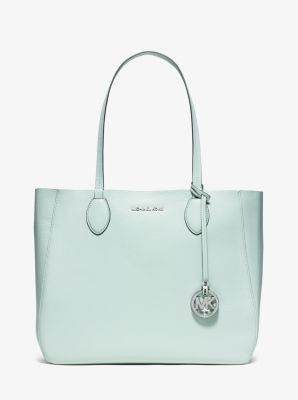 Mae Soft Leather Carryall Tote by Michael Kors
