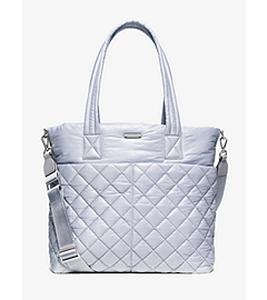 Roberts Large Quilted-Nylon Gym Tote  by Michael Kors