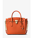 Hamilton Large Leather Satchel