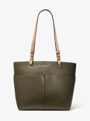 마이클 마이클 코어스 Michael Michael Kors Bedford Medium Pebbled Leather Tote