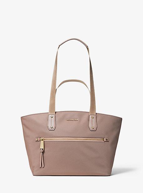 Polly Medium Nylon Tote Bag