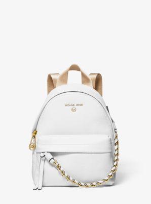 마이클 마이클 코어스 슬레이터 백팩 스몰 Michael Michael Kors Slater Extra-Small Pebbled Leather Convertible Backpack