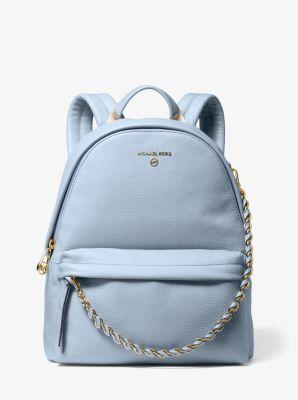 마이클 마이클 코어스 슬레이터 백팩 미디움 Michael Michael Kors Slater Medium Pebbled Leather Backpack