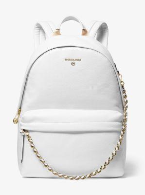 마이클 마이클 코어스 슬레이터 백팩 라지 Michael Michael Kors Slater Large Pebbled Leather Backpack
