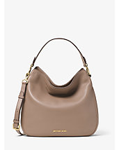 Heidi Medium Leather Shoulder Bag