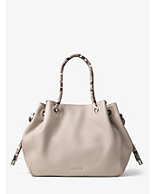 Dalia Large Leather Tote