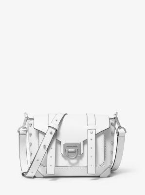 마이클 마이클 코어스 맨하탄백 스몰 - 5 컬러 (이민정 착용) Michael Michael Kors Manhattan Small Leather Crossbody Bag