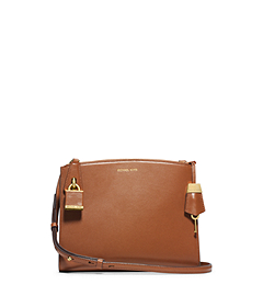 Casey Leather Small Crossbody