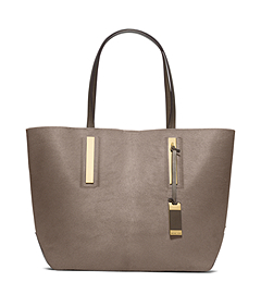 Jaryn Hair Calf Large Tote