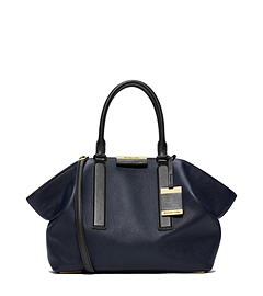 Lexi Leather Large Satchel