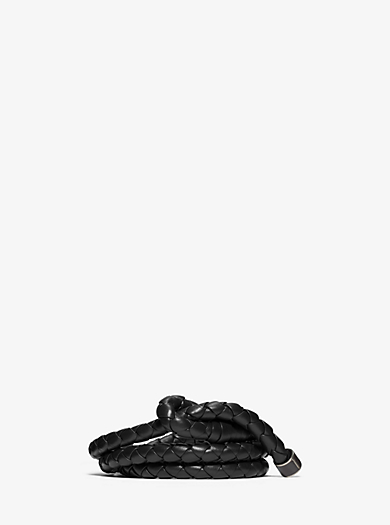 BRAIDED CORD BELT by Michael Kors