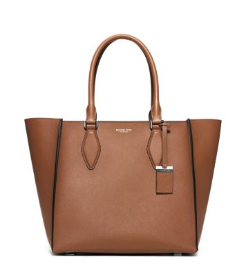 Gracie Large Leather Tote