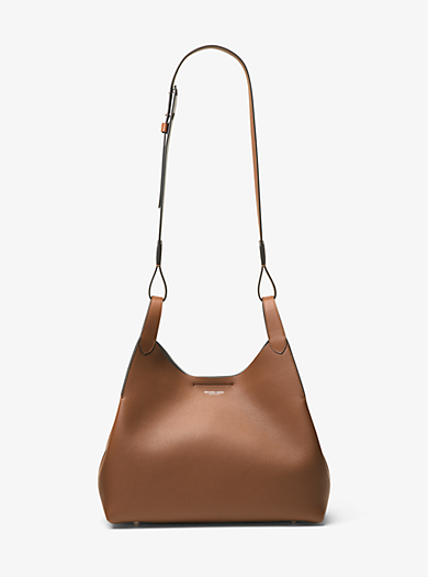 Daria Large Leather Bag by Michael Kors