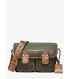 Taylor Nile Crocodile Messenger