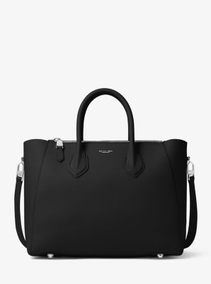Helena Large French Calf Leather Satchel  by Michael Kors