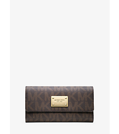 Jet Set Wallet by Michael Kors