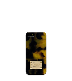 Tortoise Acetate Phone Case