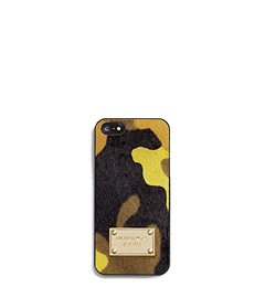 Camouflage Hair Calf Phone Case