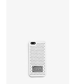 Micro-Stud Saffiano Phone Case