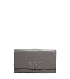 Florence Leather Carryall Wallet