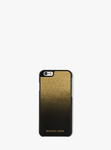 Sparkle Phone Case by Michael Kors