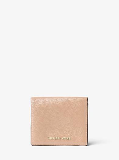 Mercer Leather Card Holder         by Michael Kors
