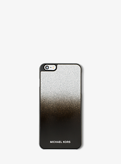 Metallic Ombré Smartphone Case by Michael Kors